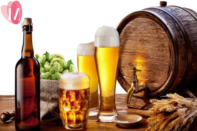 Cách trị mụn bọc tại nhà cực tốt bằng bia tươi
