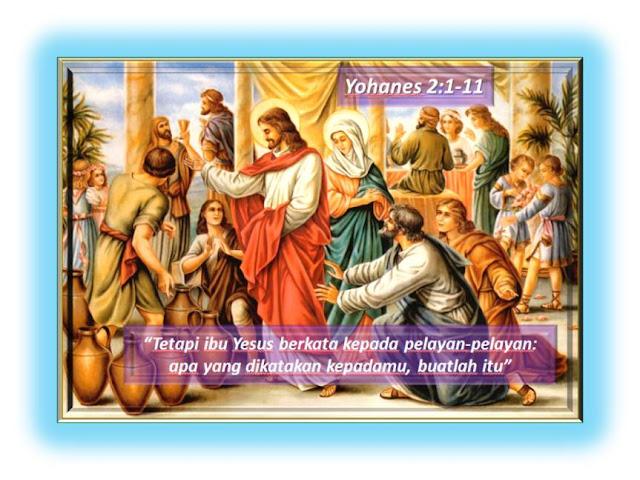 Yohanes  2:1-11