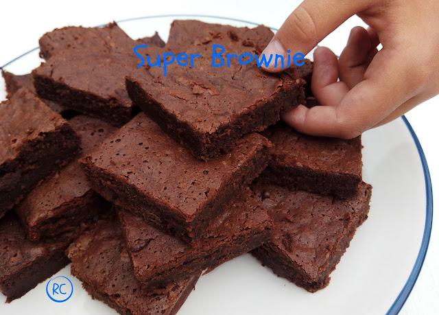 BROWNIE-DOBLE-CHOCOLATE-BY-RECURSOS-CULINARIOS