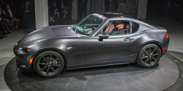 2017 mazda mx 5 miata rf review cars reviews rumors and prices. Black Bedroom Furniture Sets. Home Design Ideas