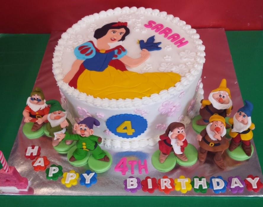 Yochanas Cake Delight Sarahs 4th Birthday