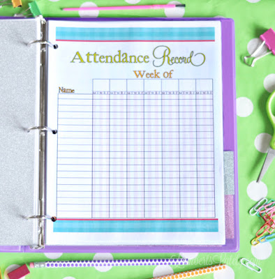 The Ultimate Teacher Planner | Lamberts Lately