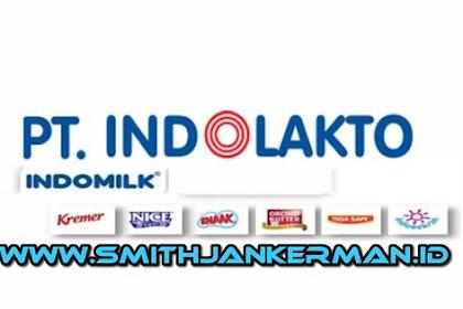 Lowongan PT. Indolakto Duri April 2018