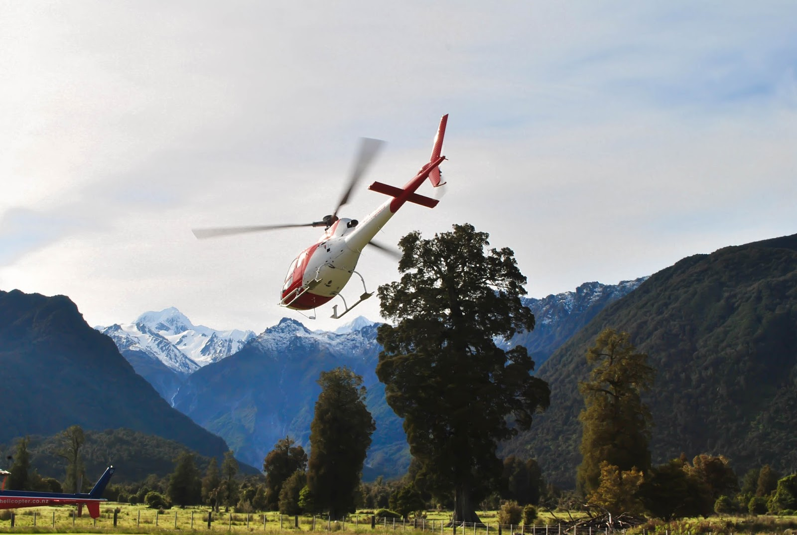 Things to do in the South Island , New Zealand : Fox Glacier Heli-Hike
