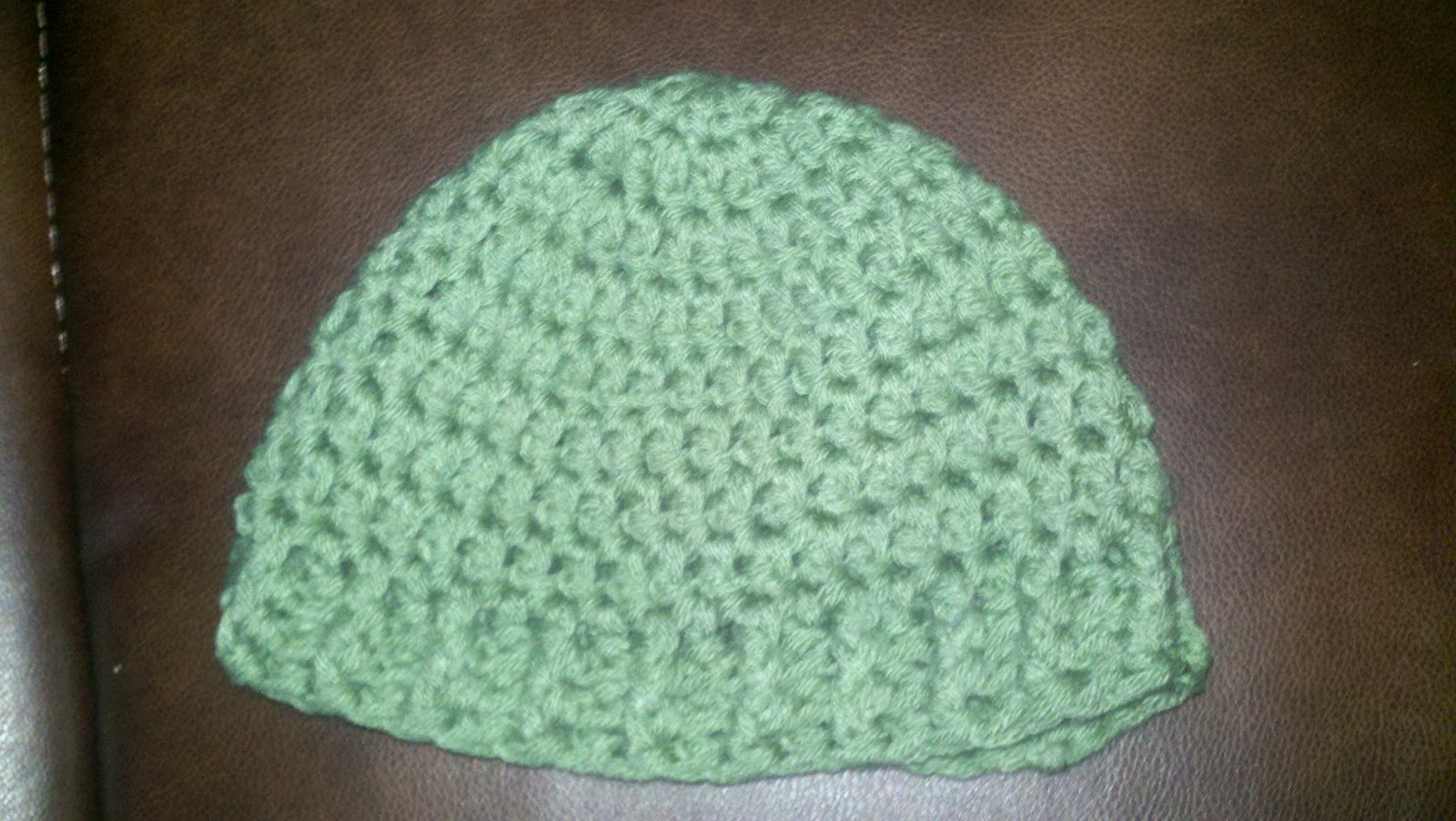Craft Disasters and other Atrocities  30-Minute Hat fa1071d67db