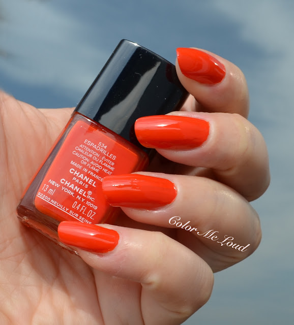 Chanel Dans La Lumi 232 Re L 201 T 233 Summer Collection Nail Polishes Review Swatch Amp Comparison