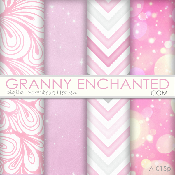 Baby Girl Scrapbook Kit Archives Grannyenchanted