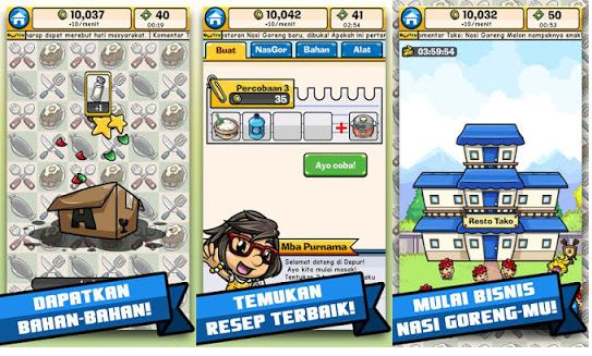Nasi Goreng Galak Apk Mod Unlimited Money and Coins