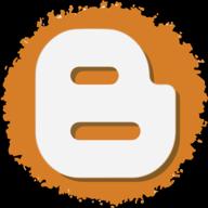 blogger social button
