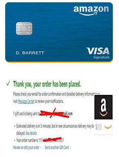 Free credit card for shopping on amazon best buy
