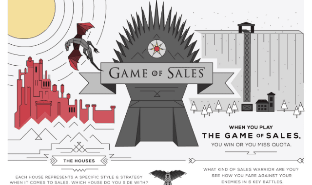 Game of Sales