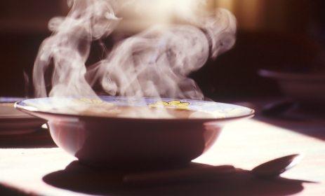 makanan panas