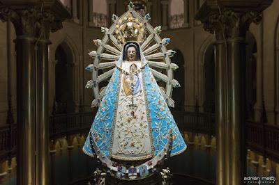 Virgen de Luján - Sínodo de la Familia 13c76ce96fd
