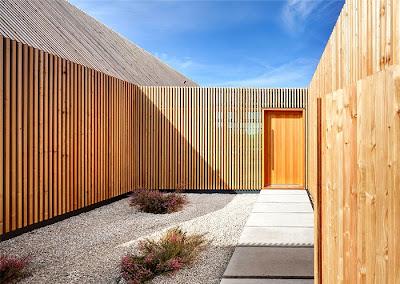 Inovasi Desain Rumah Kayu