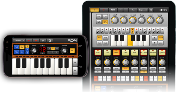 RD4 GROOVEBOX Download apk