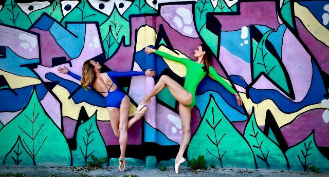 Ballet&Street art