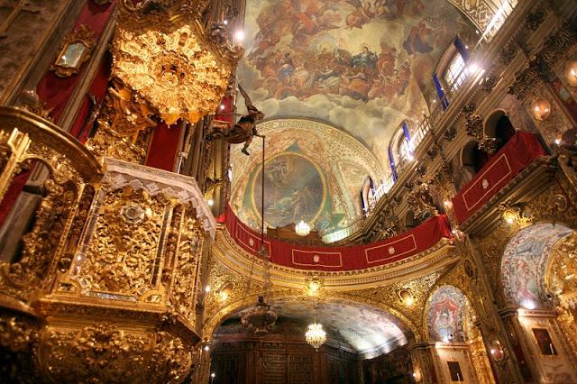 História da Igreja San Juan de Dios em Granada
