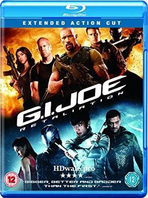 GI Joe Retaliation (2013) Movie 720p BluRay 900mb