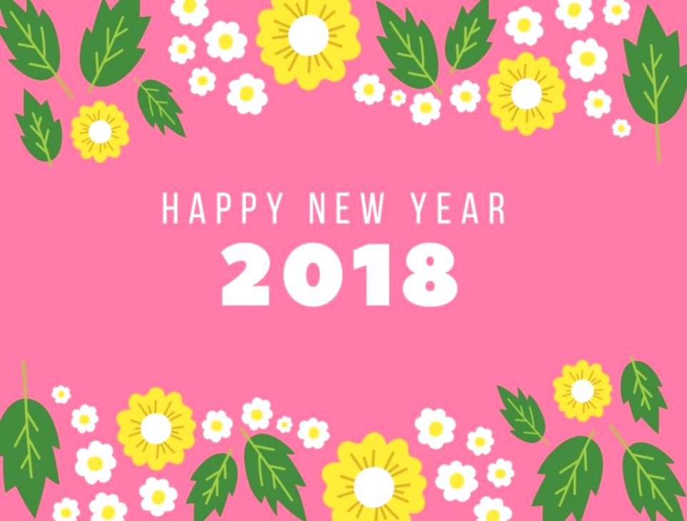 Happy New Year Clipart Desktop Wallpaper Rhymecouncilonline