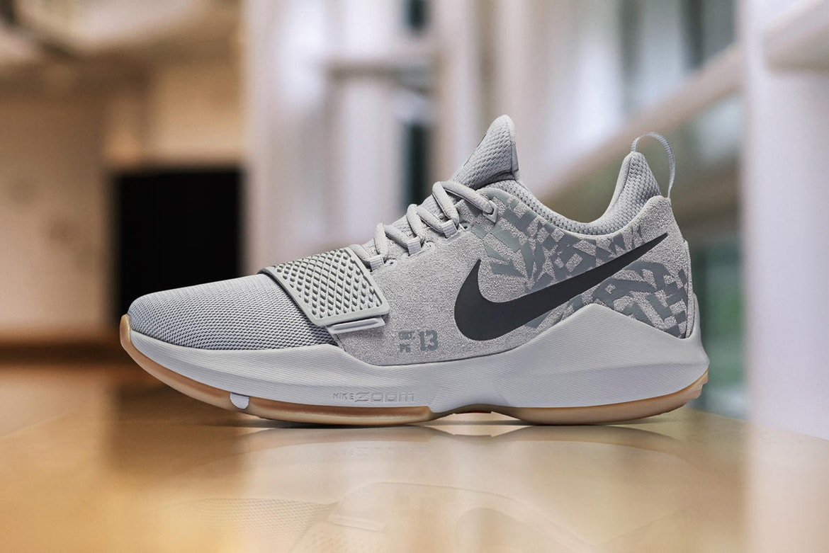"""aaa7dcb532b7 Nike continues to combine gum soles with various PG1 models with the  release of a new """"Superstition"""" colorway. This time around"""