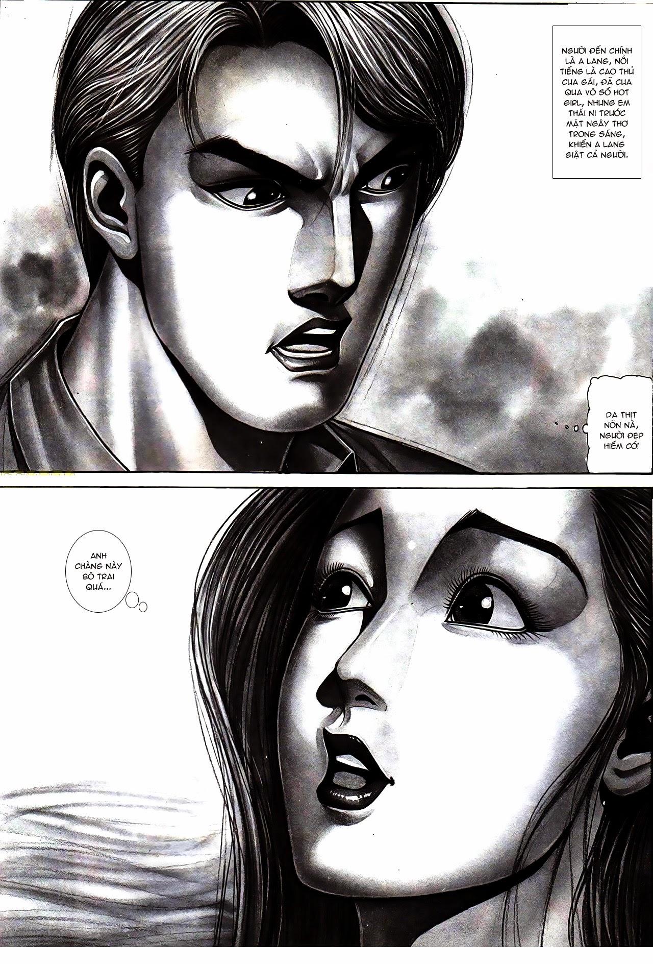 Người Trong Giang Hồ chapter 122: phố dục lạc trang 14