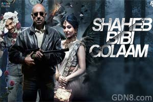 Saheb Bibi Golaam Bengali Movie Poster
