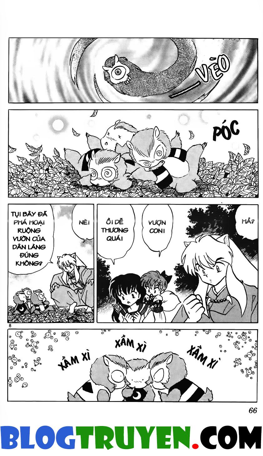 Inuyasha vol 24.4 trang 9