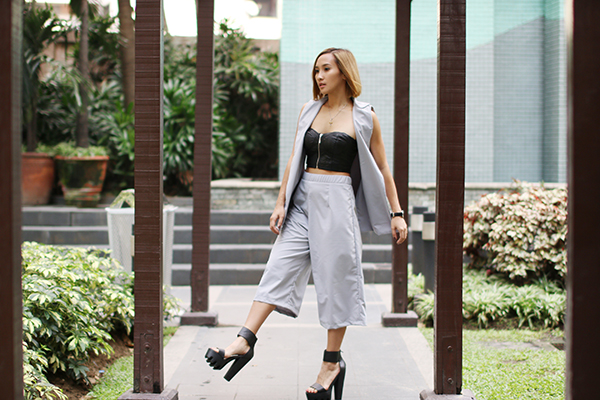 Perspire To Inspire How To Wear Culottes Whether Youre Tall