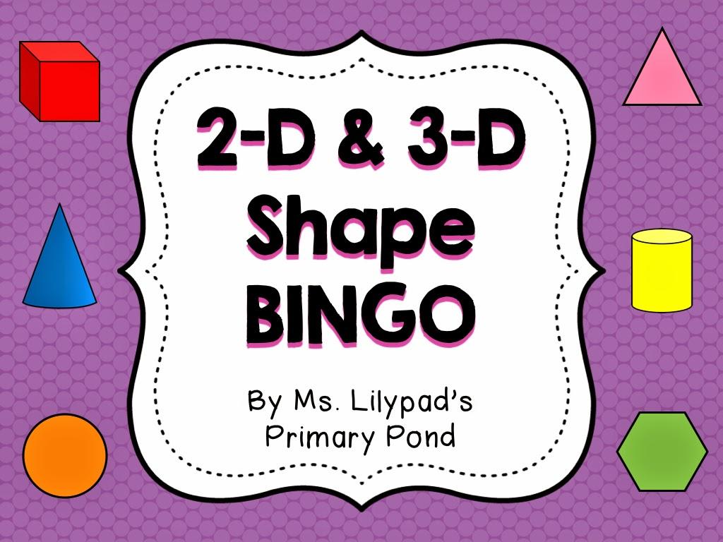 Ms Lilypad S Primary Pond Geometry Posters Freebie