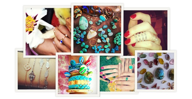 Jewelry Accounts to follow on Instagram for Jewelry Display Makers