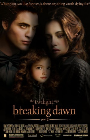 Edward Cullen And Bella Cullen Breaking Dawn