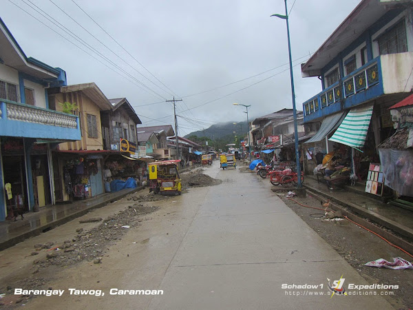 Barangay Tawog - Caramoan Mapping Expedition - Schadow1 Expeditions