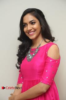 Actress Ritu Varma Stills in Pink Dress at Pelli Choopulu 100 Days Function .COM 0024.JPG