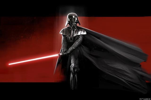 Star Wars Tapetti Darth Vader