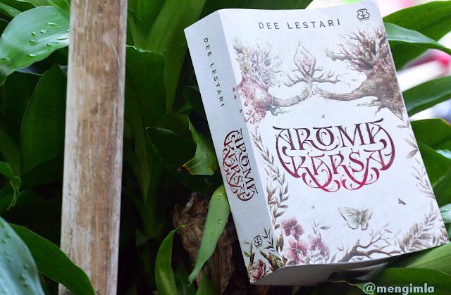 Novel Aroma Karsa - Dee Lestari