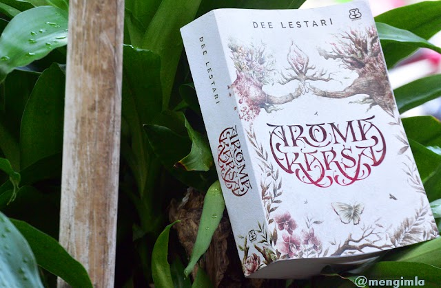Resensi Novel Aroma Karsa Karya Dee Lestari
