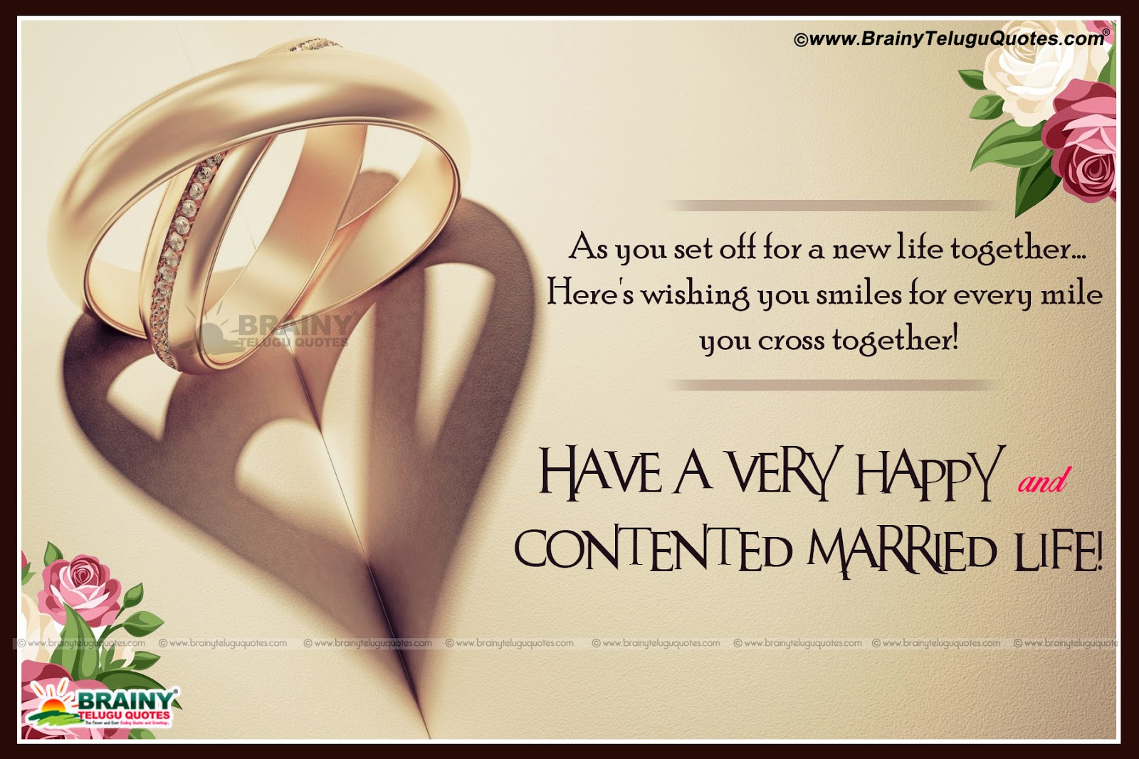 Best Marriage Day Wishes And Quotes Greeting Cards Images
