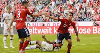 Bayern Munich Flying But Leverkusen Crash Again