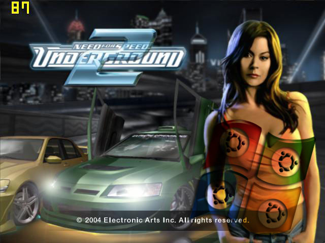 Download Game Need For Speed Underground 2 Full RIP