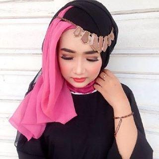 Hijab Kebaya Simpel