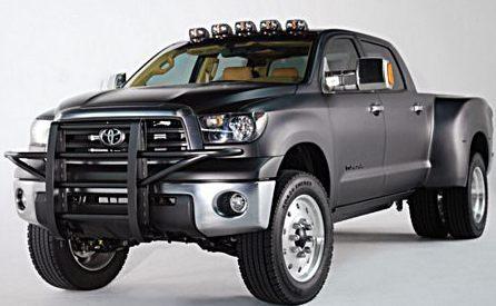 2017 Toyota Tundra Cummins Price
