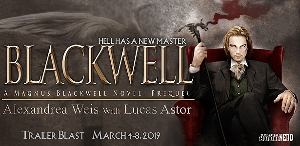{Trailer Reveal+Giveaway} BLACKWELL by Alexandrea Weis and Lucas Astor