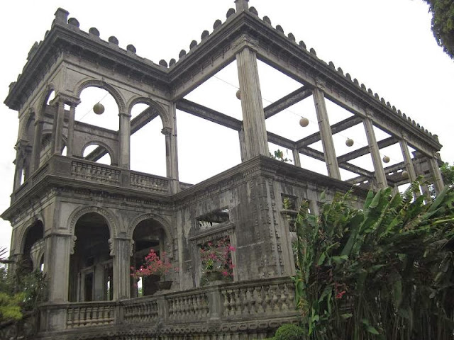 THE RUINS TALISAY ENTRANCE FEE