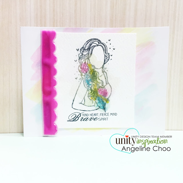 ScrappyScrappy: Watercolor Cards and NEW VIDEOS #scrappyscrappy #unitystampco #stamp #card #cardmaking #angiegirl #timholtz #distress #watercolor #youtube #quicktip