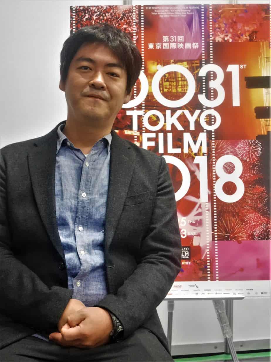 A new wave of Japanese filmmakers - - - SHUICHI OKITA