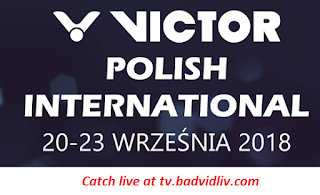 Polish International 2018 live streaming