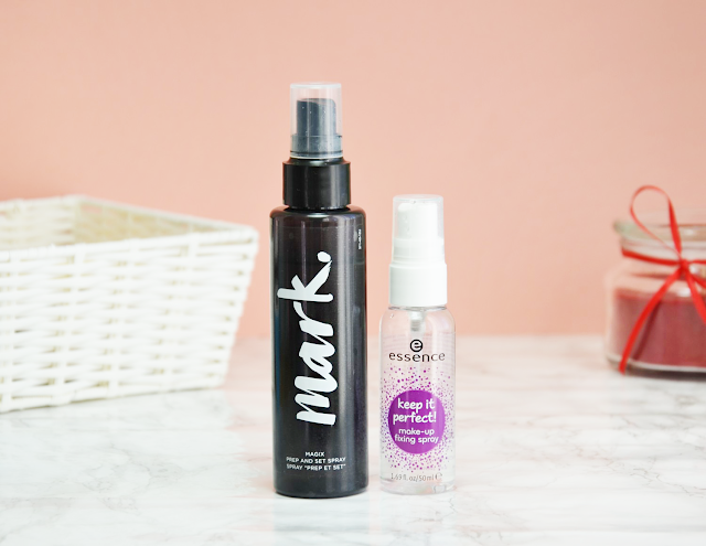 2017 Favourites (Makeup) - Fixing Spray