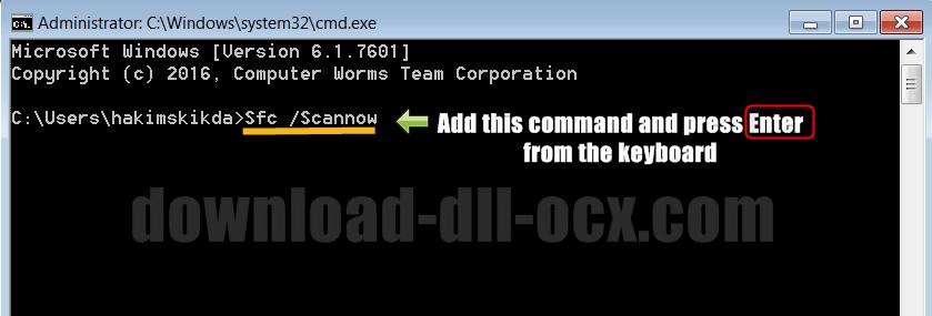 repair Aclui.dll by Resolve window system errors