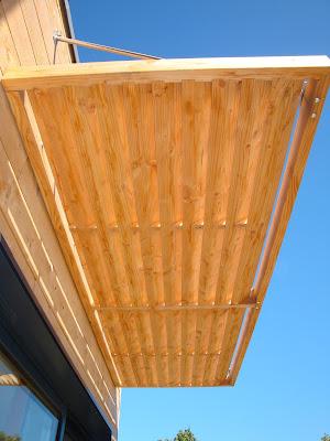 Casquette solaire bois