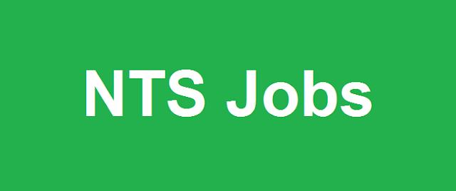 NTS Jobs 2018